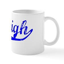 Ashleigh Vintage (Blue) Mug