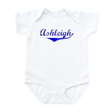 Ashleigh Vintage (Blue) Onesie