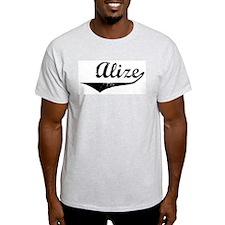 Alize Vintage (Black) T-Shirt
