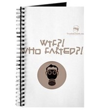 WTF?! Who FARTED?! Gas Mask Journal
