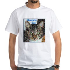Seurat's Cat Shirt