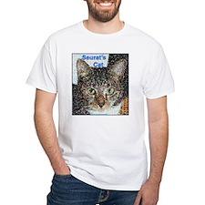 Seurat's Cat Shirt