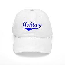Ashtyn Vintage (Blue) Baseball Cap