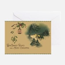 Kindest Wishes Christmas Greeting Cards (Pk of 20)