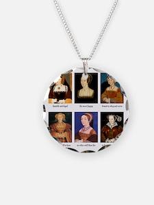 Unique Anne boleyn Necklace