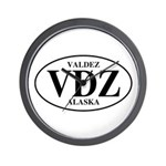 Valdez Wall Clock