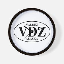 Valdez Wall Clock