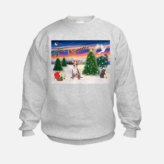 Take Off/Chihuahua Sweatshirt