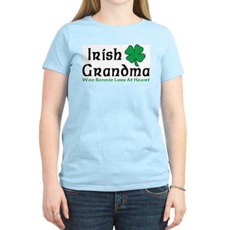 Irish Grandma Women's Light T-Shirt