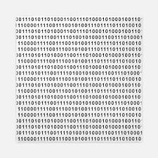 Binary Code 101 Queen Duvet