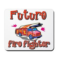 Future firefighter just like my big brother Mousep