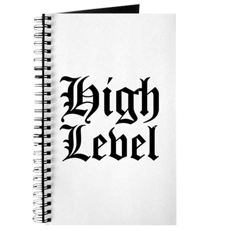 High Level Journal