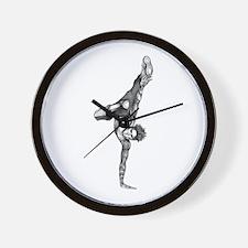 BBoy Freeze Wall Clock