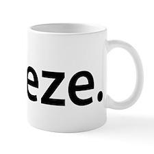 iFreeze. Mug