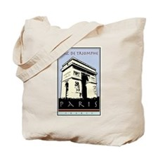 Paris, Arc de Triomphe Tote Bag