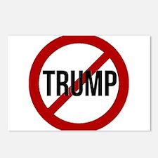 Stop Trump Postcards (Package of 8)