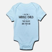 MIDDLE CHILD 3 Body Suit