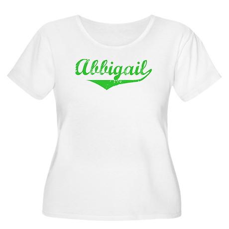 Abbigail Vintage (Green) Women's Plus Size Scoop N