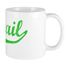 Abbigail Vintage (Green) Mug