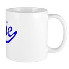 Aubrie Vintage (Blue) Small Mug