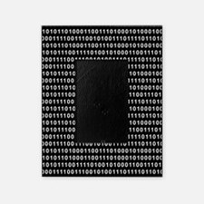 Binary Code 010 DOS Picture Frame