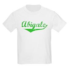 Abigale Vintage (Green) T-Shirt