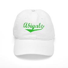 Abigale Vintage (Green) Baseball Cap