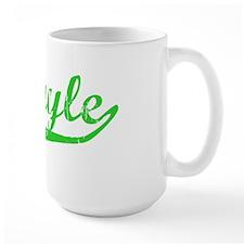 Abigayle Vintage (Green) Mug