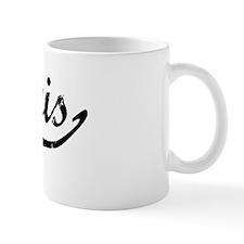 Amaris Vintage (Black) Mug