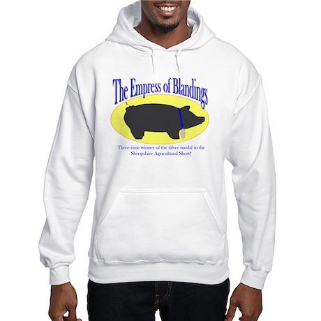 Wodehouse-tribute Hooded Sweatshirt