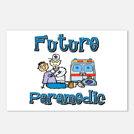 Future Paramedic Postcards (Package of 8)