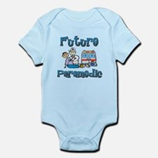 Future Paramedic Infant Bodysuit