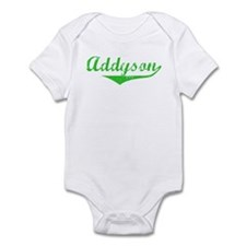 Addyson Vintage (Green) Infant Bodysuit