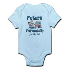 Future Paramedic just like Dad Infant Bodysuit