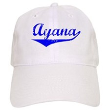 Ayana Vintage (Blue) Cap