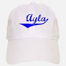Ayla Vintage (Blue) Cap