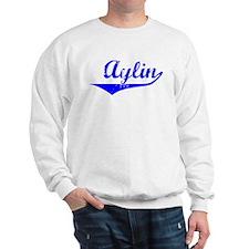 Aylin Vintage (Blue) Sweater