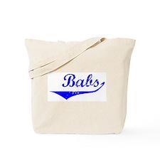 Babs Vintage (Blue) Tote Bag