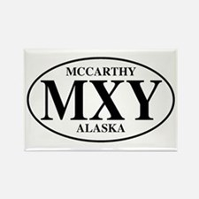 McCarthy Rectangle Magnet