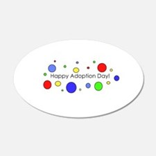 Happy Adoption Day Wall Decal