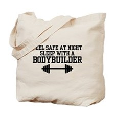 Feel Safe with a Bodybuilder Tote Bag