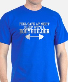 Feel Safe with a Bodybuilder T-Shirt