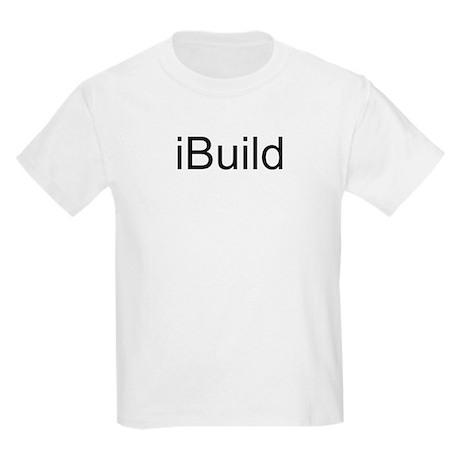 iBuild Kids Light T-Shirt