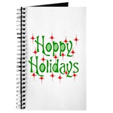 Hoppy Holidays Journal