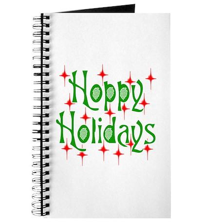 Hoppy Holidays Journal