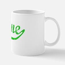 Adriene Vintage (Green) Mug