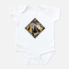 STS 124 Infant Bodysuit