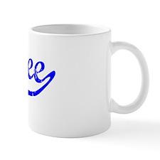 Baylee Vintage (Blue) Mug