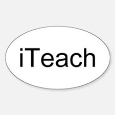 iTeach Decal
