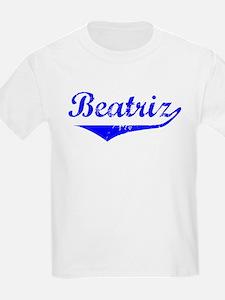 Beatriz Vintage (Blue) T-Shirt